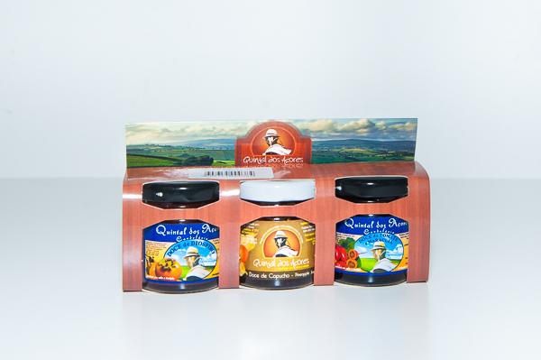 Conjunto Doces Quintal dos Açores