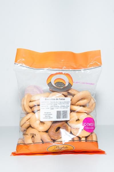 Biscoitos de Nata Sol Nascente