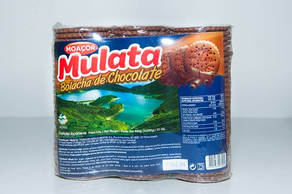 Bolacha Mulata dos Açores