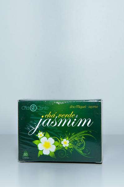Chá Verde e Jasmim Chá Canto
