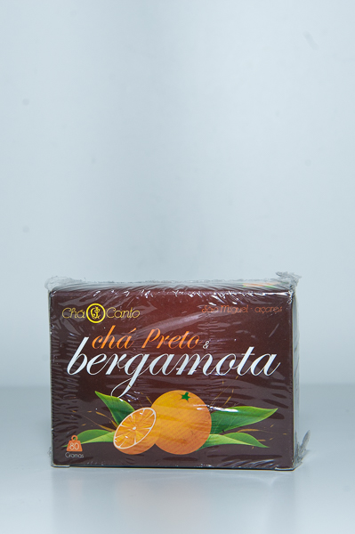 Chá Verde e Bergamota Chá Canto