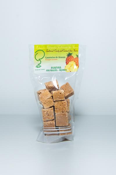Caramelos das Furnas de Ananás