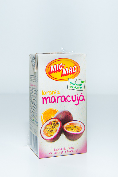 Mic Mac de Maracujá