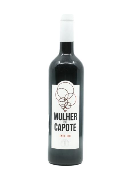 Vinho Tinto Mulher de Capote