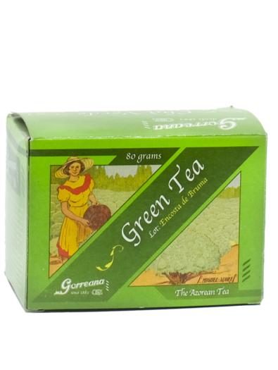 Chá Verde Encostas de Bruma
