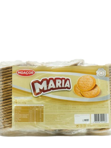 Bolacha Maria Moaçor