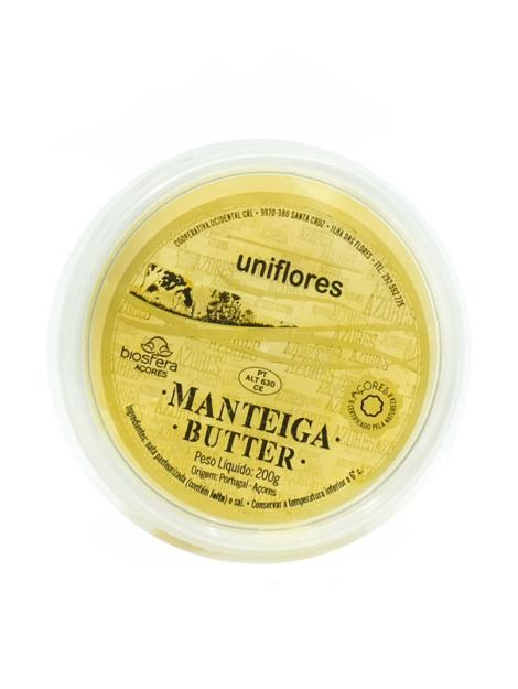 Manteiga Artesanal da Ilha da Flores - Açores