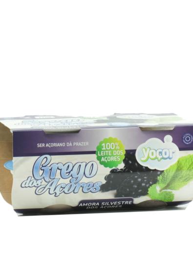 Iogurte Grego de Amora Silvestre