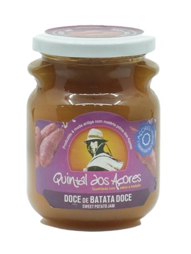 Doce de Batata Doce Quintal dos Açores