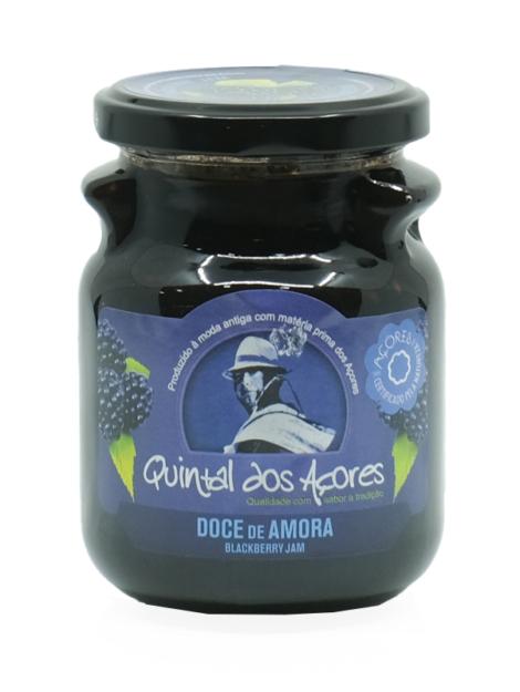 Doce de Amora Quintal dos Açores