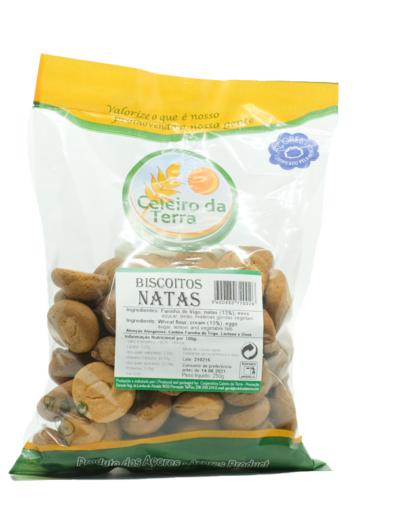 Biscoitos de Nata - Celeiro da Terra
