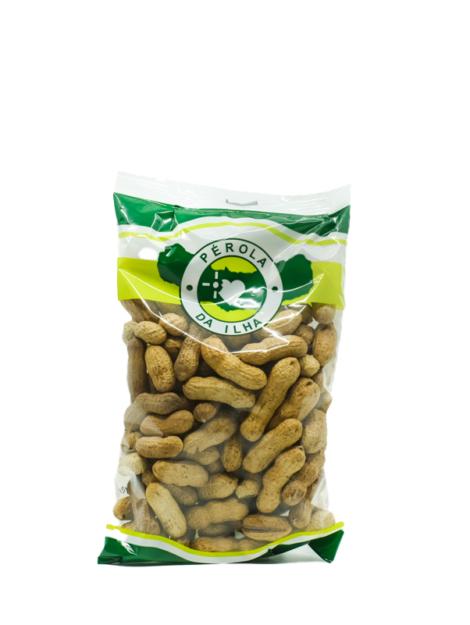 Amendoim com Casca - Pérola da Ilha