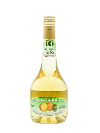 Licor de Ananás Ezequiel 700ml - São Miguel - Açores