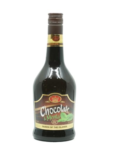 Licor de Chocolate e Menta - Açores