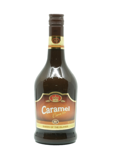 Licor Caramel Cream 700ml