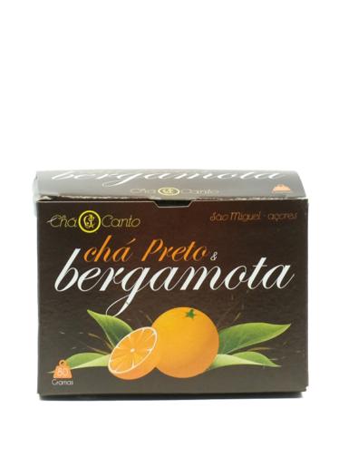 Chá Preto e Bergamota Chá Canto
