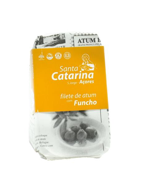 Filete de Atum com Funcho Santa Catarina