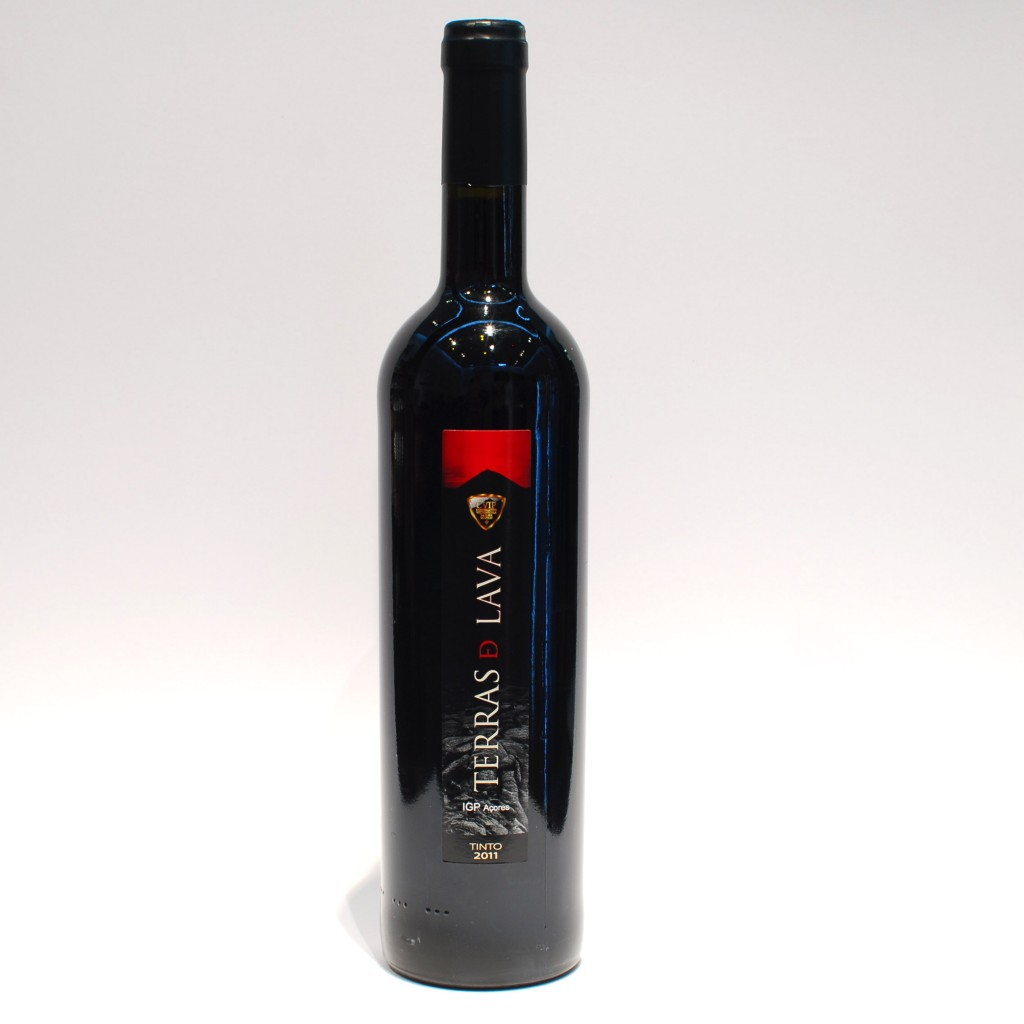 vinho Terras de Lava Tinto