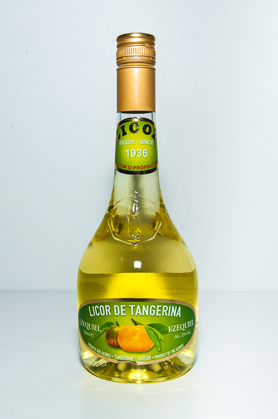 Licor de Tangerina Ezequiel 700ml