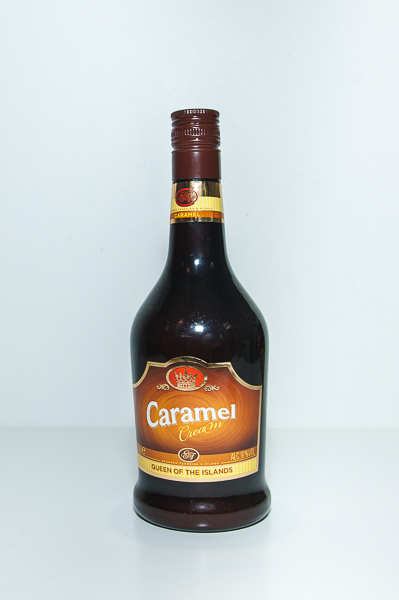Licor Caramel Cream 700ml