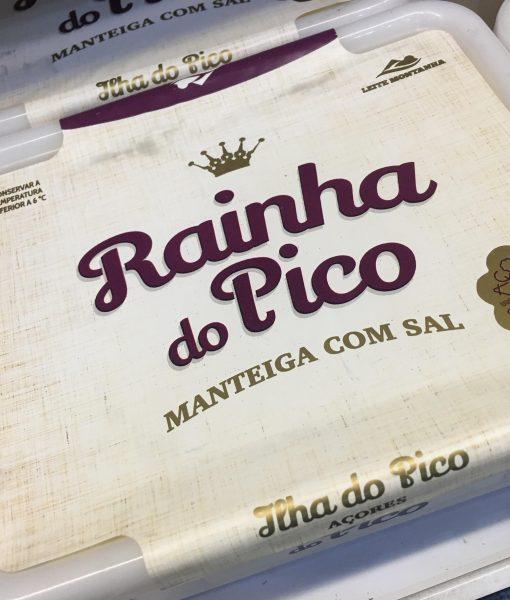 manteiga rainha do Pico