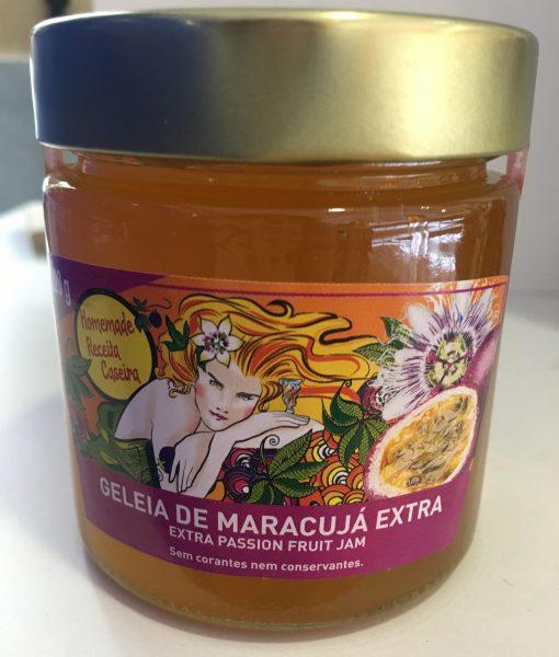 Geleia de maracujá Extra