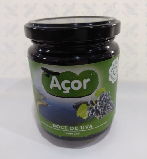 Doce uva Açor